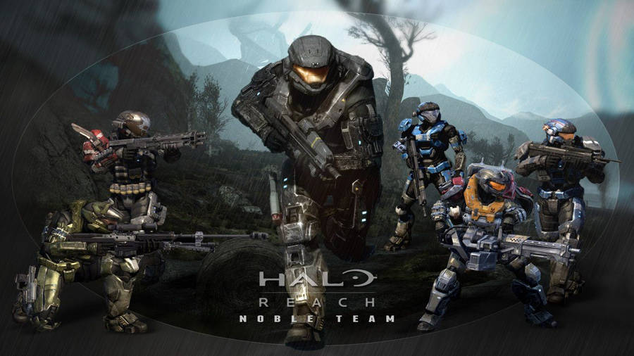 Halo Reach Wallpaper Game Wallpapers 6474
