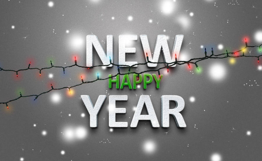 happy new year banner clipart