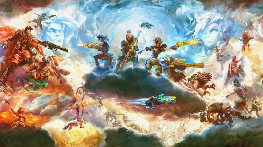 Zero in Borderlands 2 wallpaper - Game wallpapers - #47609