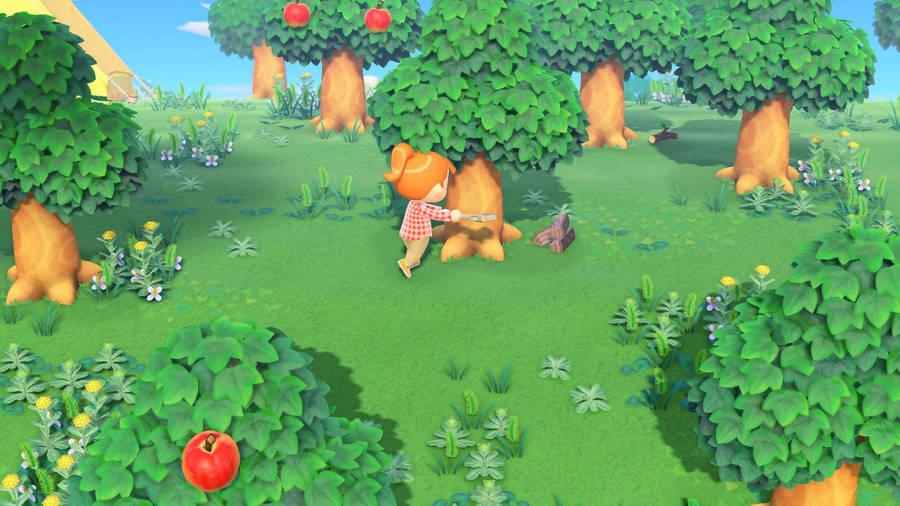 Download Animal Crossing Wallpaper