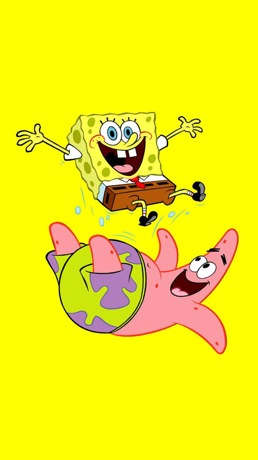 Spongebob and patrick star free beautiful wallpaper download for your