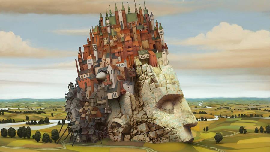 Little Big Planet Sackboy 02 Wallpaper Playstation 3
