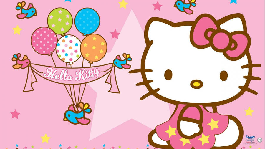 Cute Hello Kitty Drawing Wallpaper Cartoon Wallpapers 43639