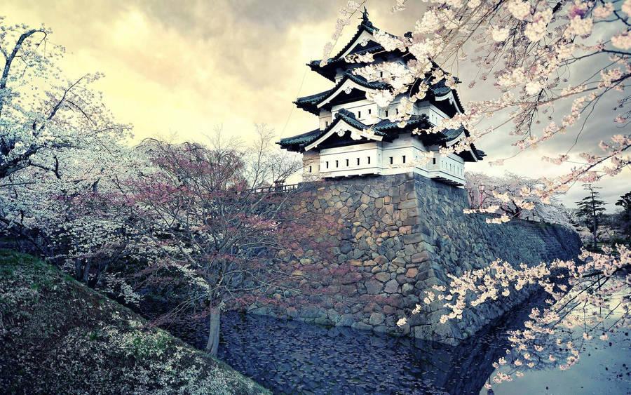 Japanese Garden Wallpaper 43190