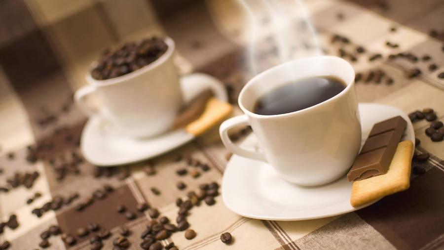 Cup of Coffee widescreen wallpaper WideWallpapersNET