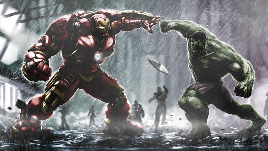 The Incredible Hulk Wallpaper 1920x1080