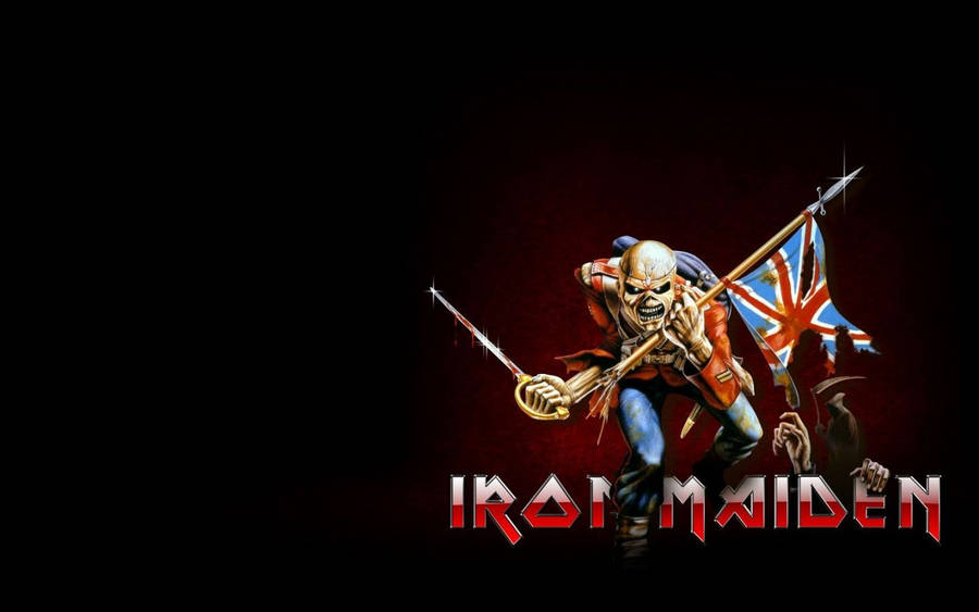 Iron Maiden Somewhere In Time Wallpaper Music Wallpapers