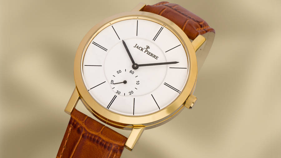 ORIENT 東方錶 WATER RESISTANT系列 都會時尚藍寶石玻璃機械錶 皮帶款 FER23001B 黑色 - 42mm