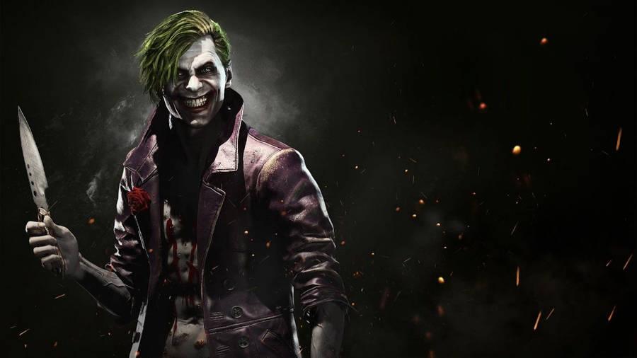 Joker Dark Knight HD Desktop Wallpaper for K Ultra HD TV