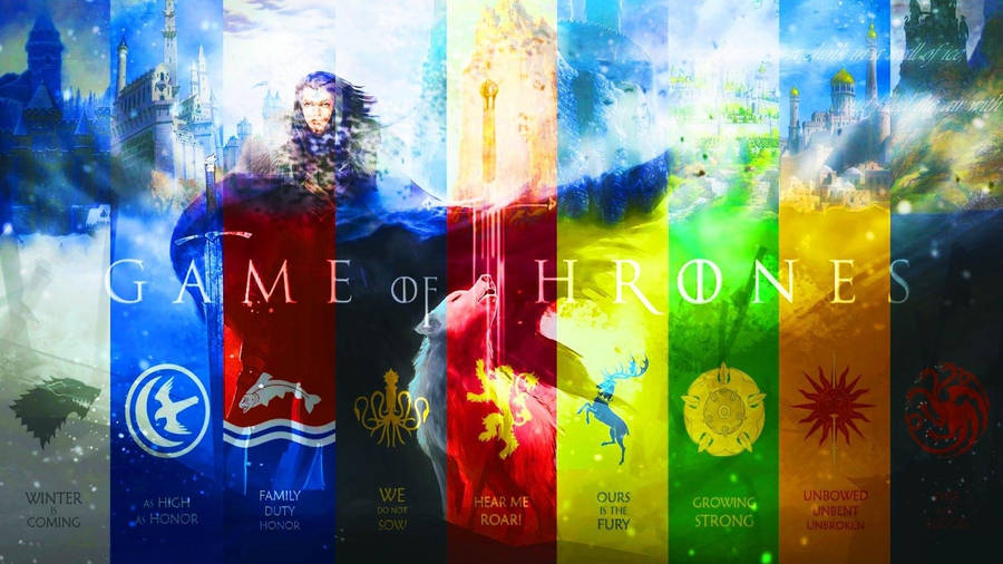 Game Of Thrones Logo Wallpapers Page 4 4kwallpaperorg
