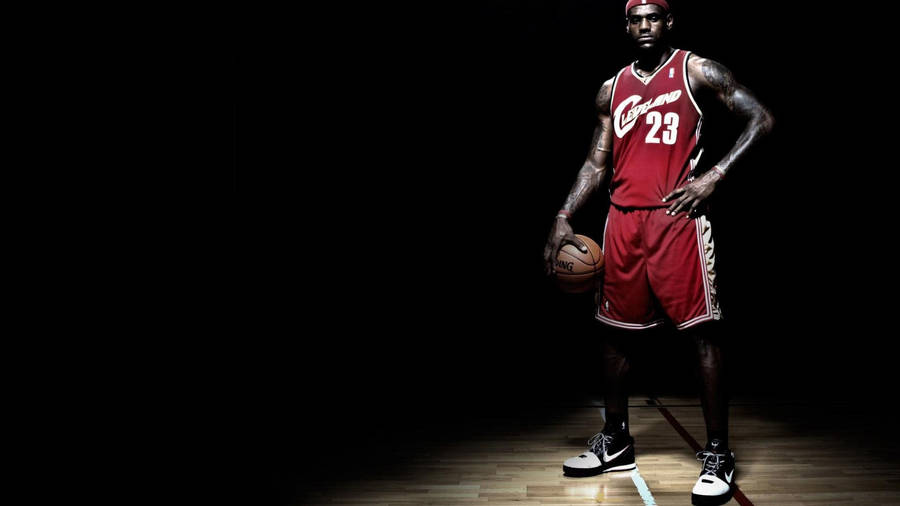 Lebron James Dunk Wallpaper 44598