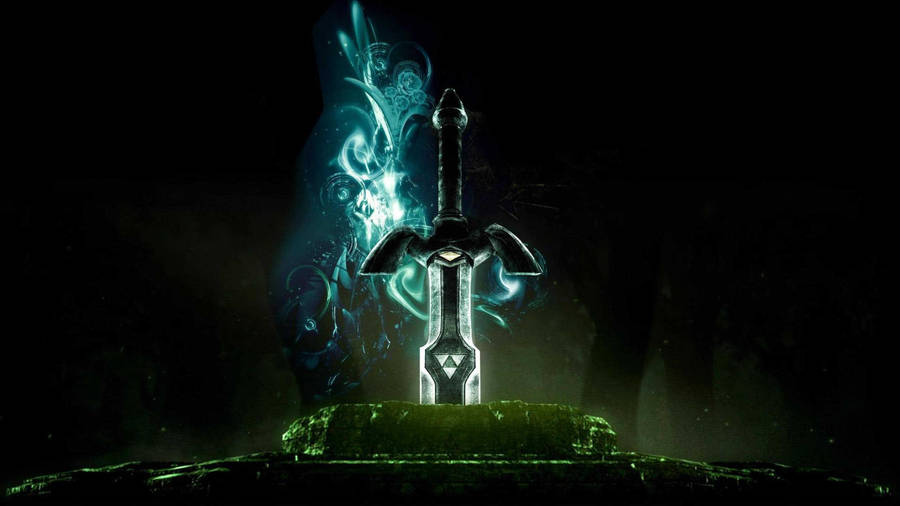 ... Triforce - The Legend of Zelda wallpaper 1680x1050 ...