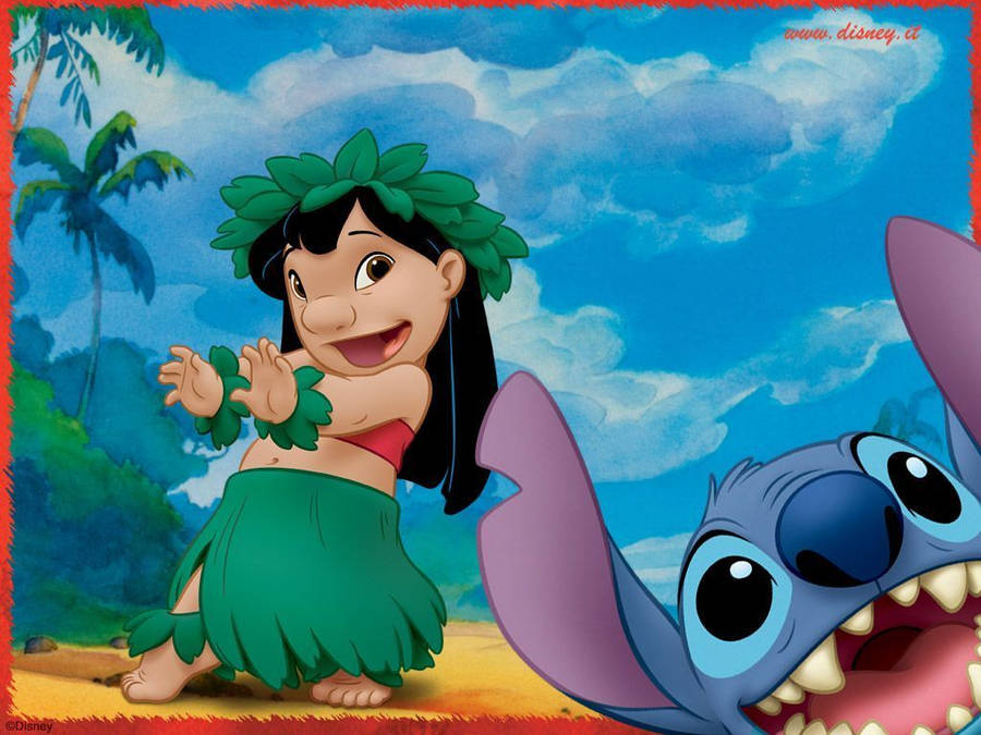 Angel Disney S Lilo Stitch Wallpapers 4kwallpaper Org
