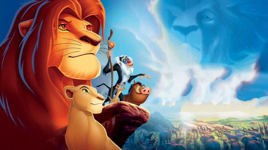 leadership style in the lion king