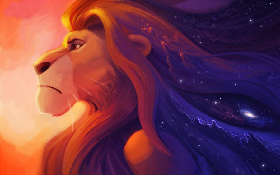 The Lion King Movie Characters Wallpaper