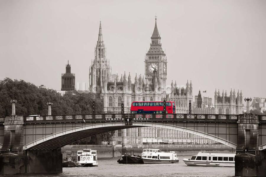 London Double Decker Buses Wallpaper 40672