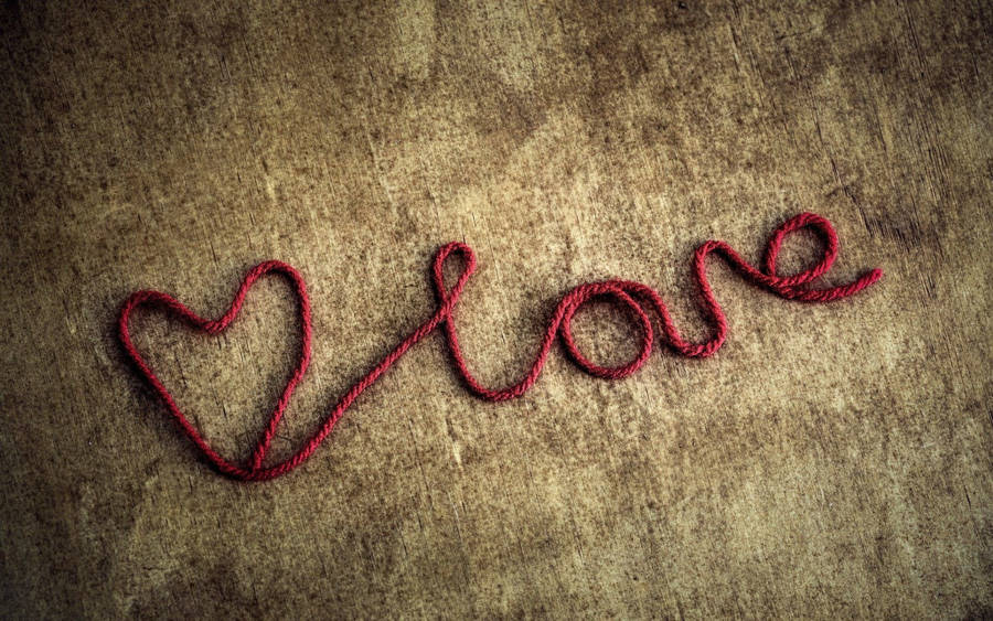 Love Question Mark Wallpaper