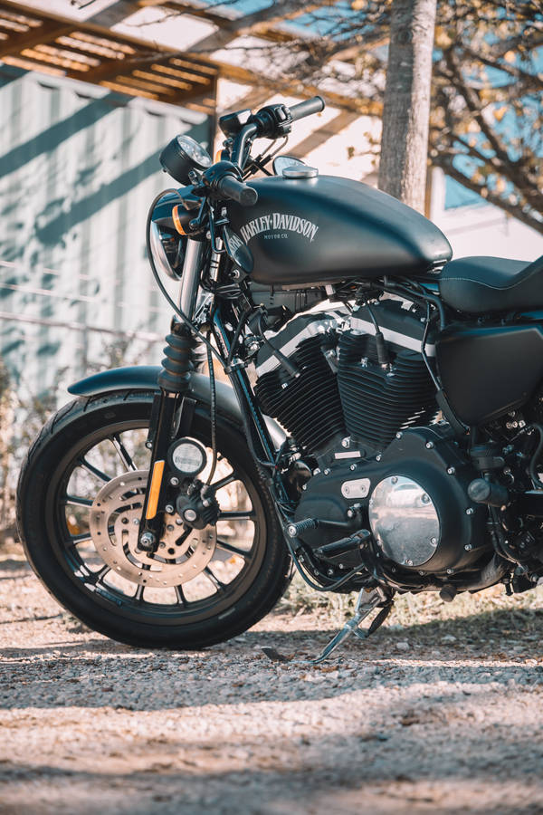 Harley Davidson Motorcycles Wallpaper
