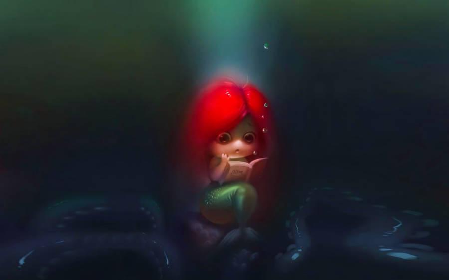 The Little Mermaid Wallpaper Cartoon Wallpapers 21518
