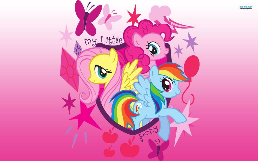 Rainbow Dash Sleeping On The Cloud In My Little Pony