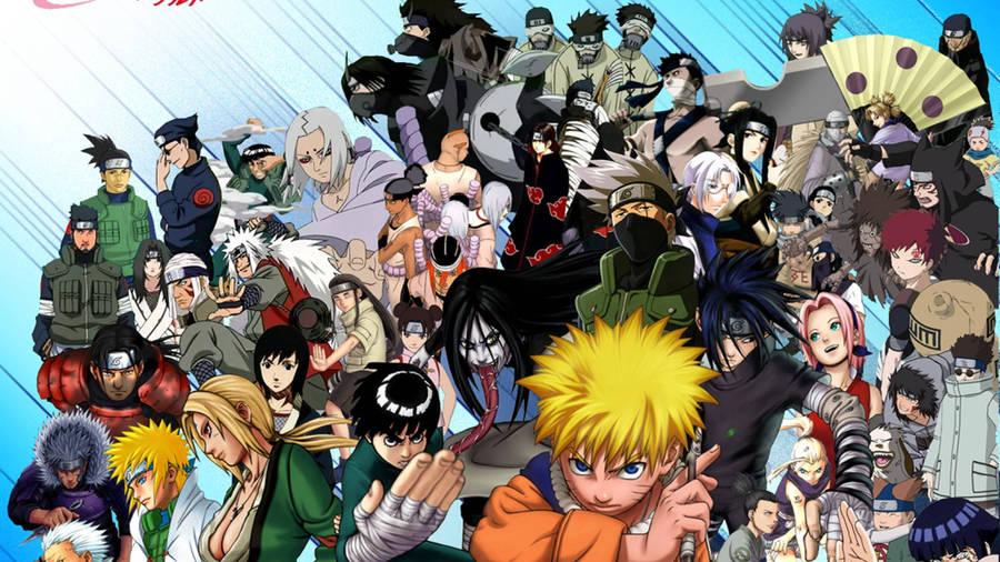 ... Naruto fight wallpaper 1920x1200 ...