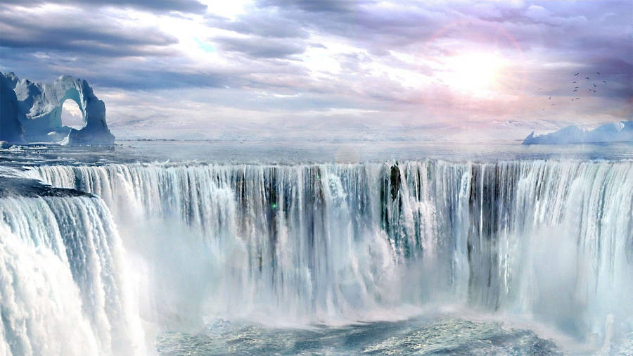 Iguazu Waterfalls 7 Wallpaper Travel Wallpapers Download