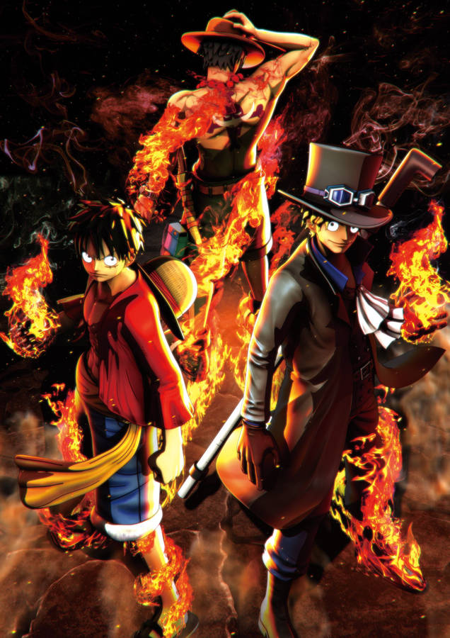ONE PIECE WALLPAPER - Play Jigsaw Puzzle for free at Puzzle Factory