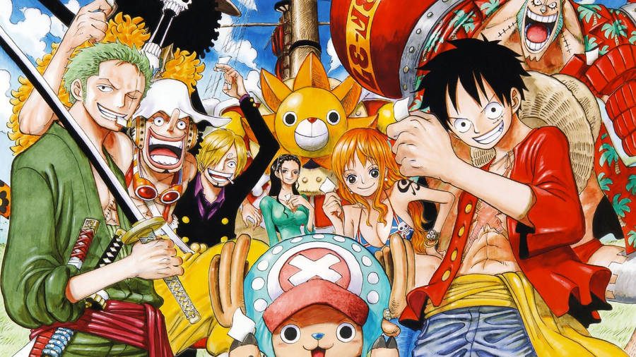 Monkey D Luffy One Piece Wallpaper Anime Wallpapers