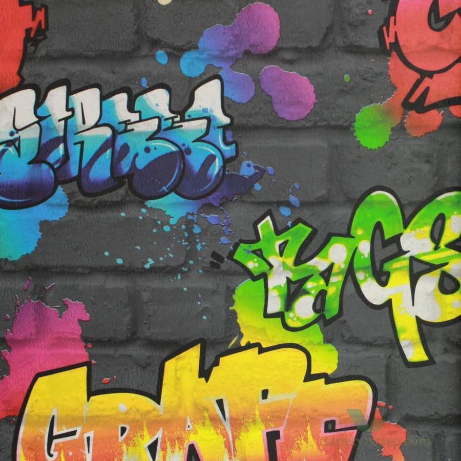 Graffiti design wallpaper 1920x1200