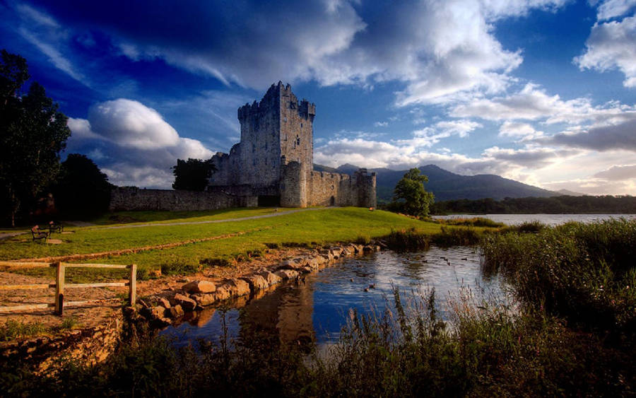 Dunluce Castle  Ireland Ireland