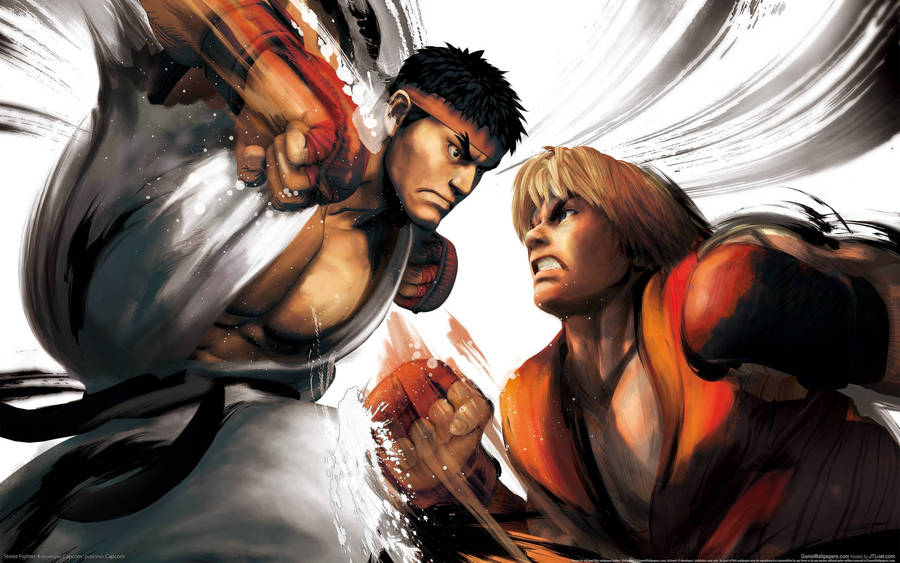 Q - Street Fighter III - 3rd Strike wallpaper - Game wallpapers - #