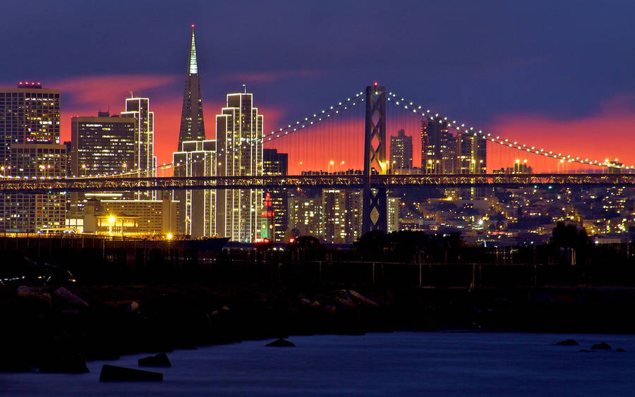 san francisco  california widescreen wallpaper