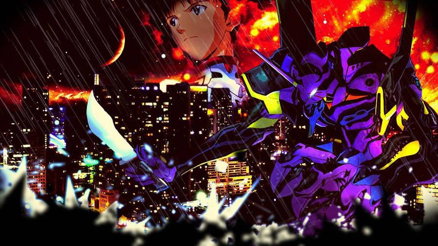 Download Neon Genesis Evangelion Wallpaper