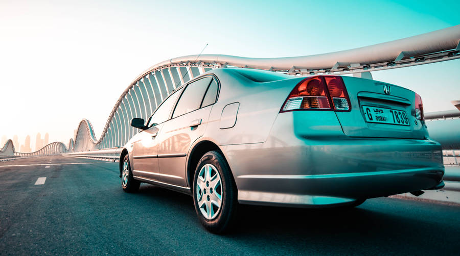 Honda Civic SiR wallpaper - Car wallpapers - #