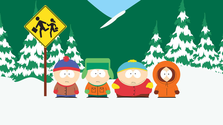 south park wallpaper - cartoon wallpapers - #7121