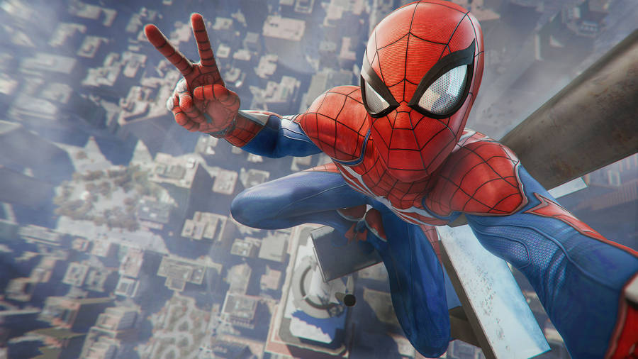 Hanging Spider Man Wallpaper Movie Wallpapers 47766