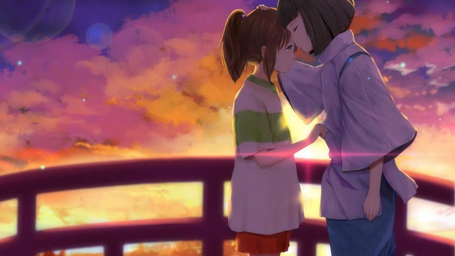 Download Studio Ghibli Spirited Away Anime Wallpaper Hd Desktop Wallpaper Wallpapers Com