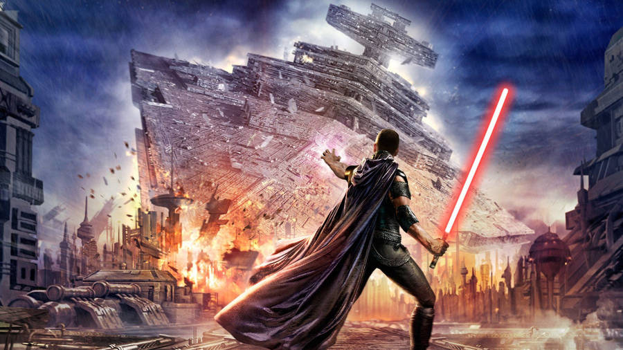 star wars - the force unleashed wallpaper - game wallpapers - #6550