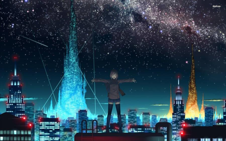 Kanade Tachibana from Angel Beats! wallpaper - Anime