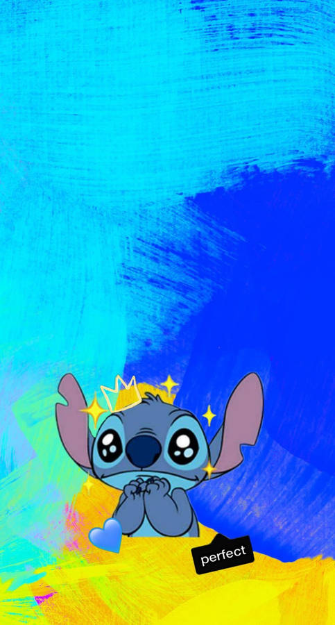 stitch aesthetic hd wallpaper background q0bund4sztbgseor