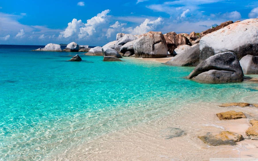 Download this Paradise Island Bahamas Wallpaper picture