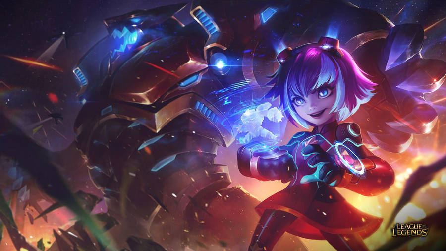 jinx - league of legends wallpaper - game wallpapers - #22991