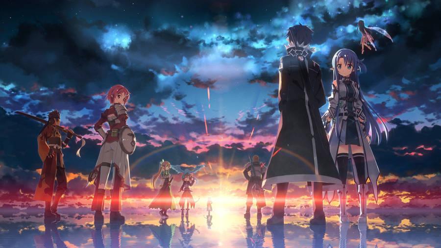 Sword Art Online Wallpaper X