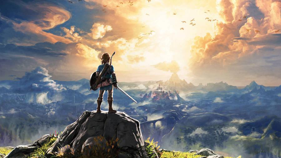 The Legend Of Zelda The Wind Waker Wallpaper 2555
