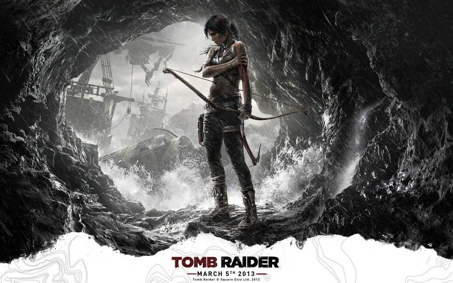 Lara Croft Tomb Raider Wallpaper Game Wallpapers 24875