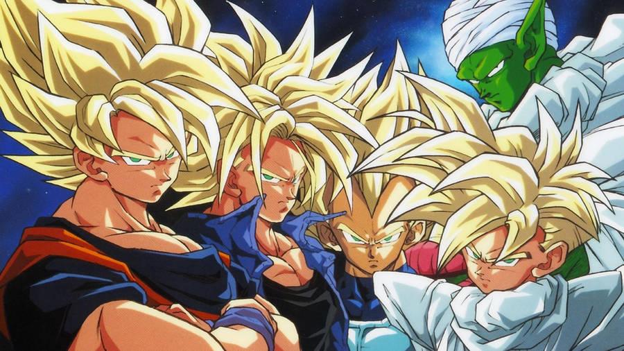 Download Trunks Dragon Ball Z Wallpaper Gallery Wallpaper Wallpapers Com