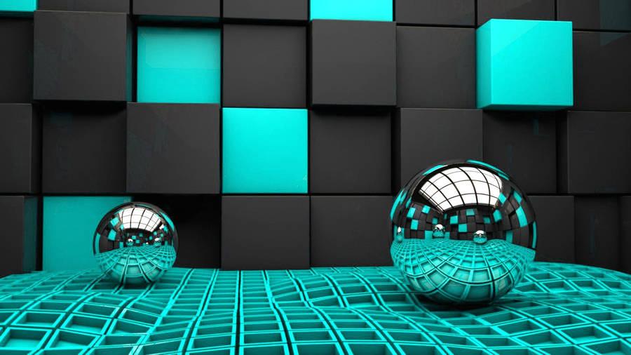 3D Objects - Wallpaper #38045