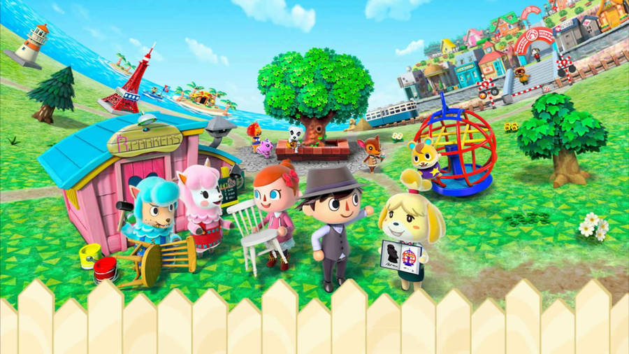 animal crossing thanksgiving event