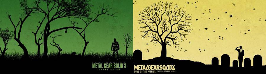 Metal Gear Solid V The Phantom Pain Wallpaper Game