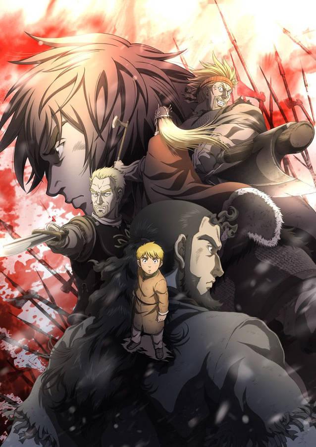 Download Vinland Saga - Zerochan Anime Image Board ...